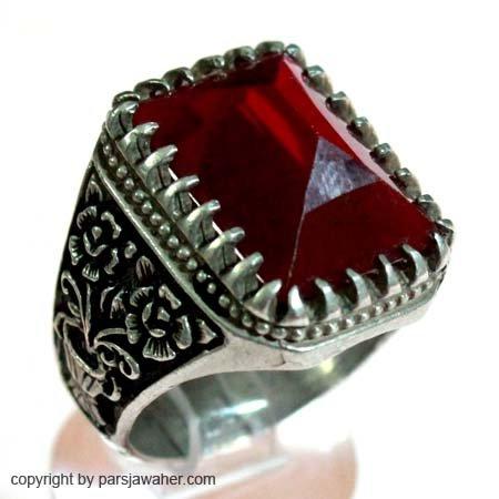 انگشتر 5 تاش Silver 1 to 5 Round Stones Mother's Ring