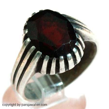 انگشتر حجر سیلان 125