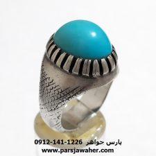 انگشتر قدیمی فیروزه دامغان 228