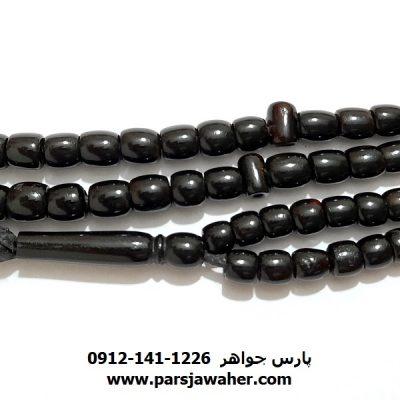 تسبیح یسر حجاز 101 دانه قدیمی 250