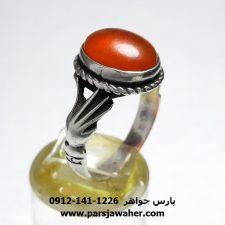 انگشتر عقیق یمن a405