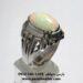 انگشتر اوپال دست ساز مردانه 319