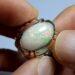 عکس ریز انگشتر اوپال دست ساز مردانه 319.4