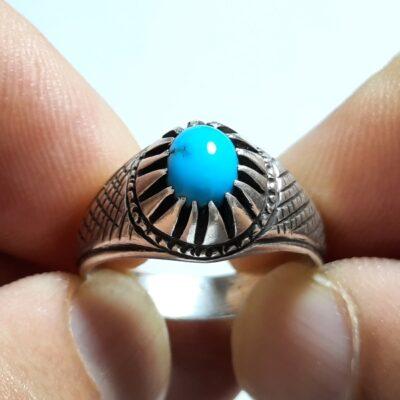 انگشتر فیروزه نیشابوری 230.1