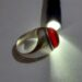 عکس ریز انگشتر مردانه قدیمی جزع یمانی f455.5