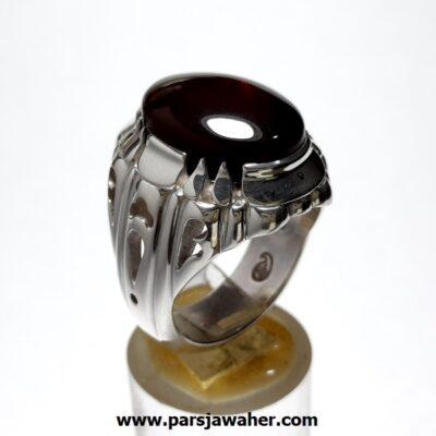 انگشتر مردانه شفت العبد f463