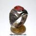 انگشتر مردانه یاقوت سرخ 327