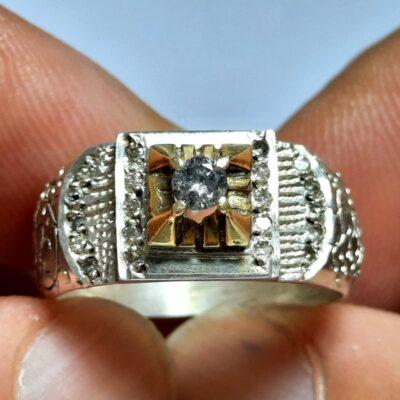 انگشتر قلم زنی الماس 322.1