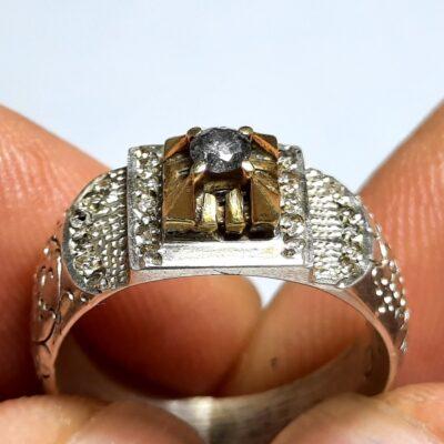انگشتر قلم زنی الماس 322.2