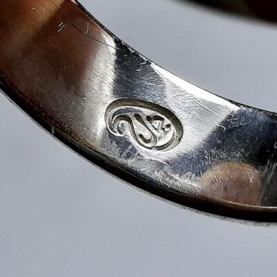 انگشتر مردانه فیروزه شجر نیشابوری 235.5