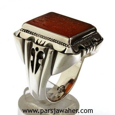 Angoshtar Noghre Mardane Aghigh Yaman 2633