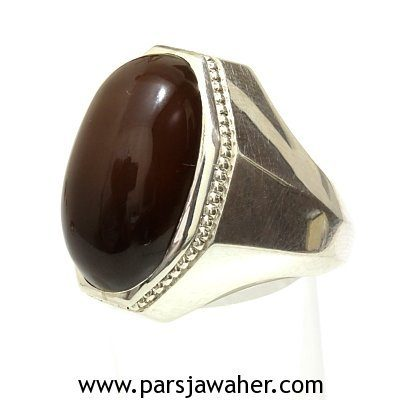 Arab Style Silver Ring 231