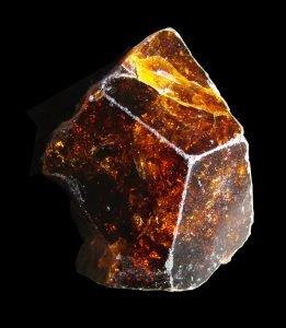 Dravite_cristal