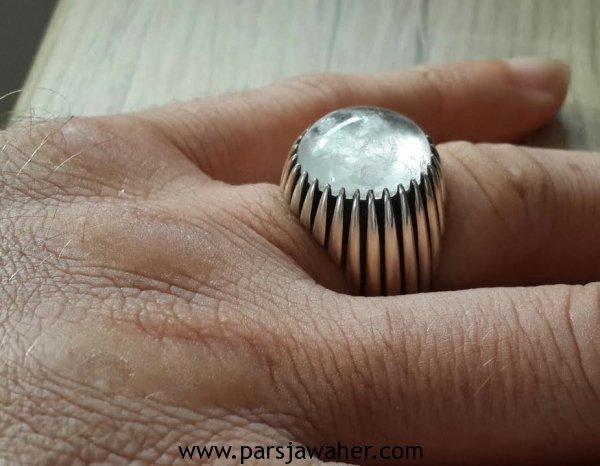 Hand Made Dur-e Najaf Ring 263