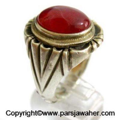 انگشتر استار قرمز 1050