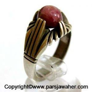 انگشتر یاقوت استار 117