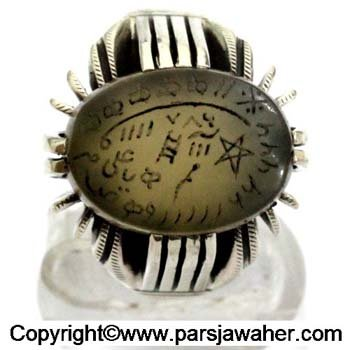 نگین انگشتر شرف شمس 14541.2