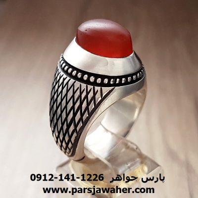 انگشتر عقیق یمن a168