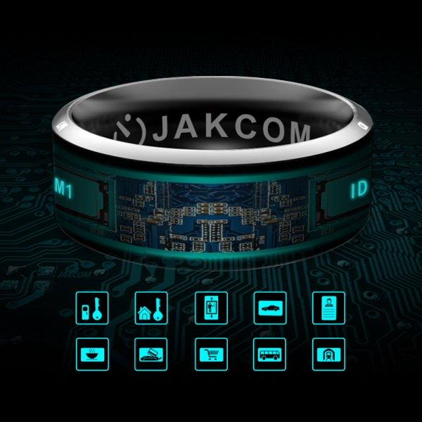 انگشترهای هوشمند smart key ring