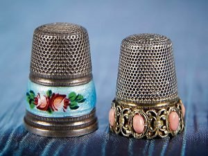 انگشتر خیاطی Sewing rings