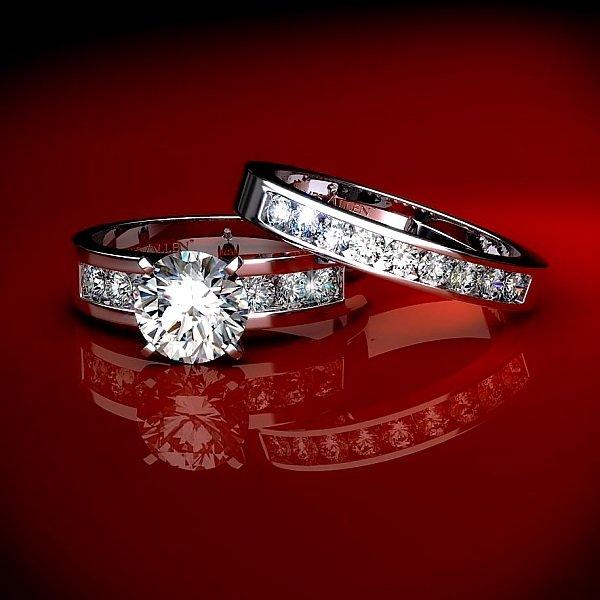 انگشتر ازدواج Wedding ring
