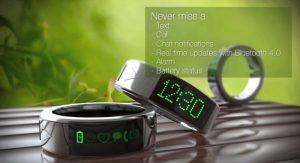 انگشترهای هوشمند smarty ring