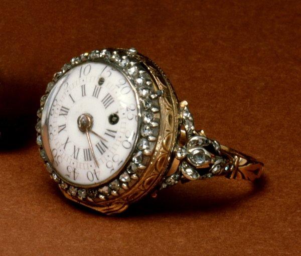انگشتر ساعتی Watch rings