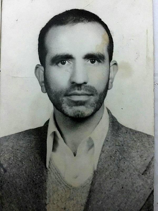 عکس حاج حسین شهید پارس جواهر