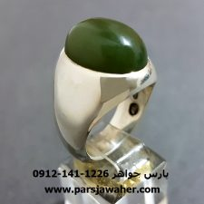 انگشتر یشم یمنی a231