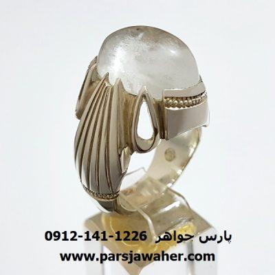 انگشتر نقره در نجف مردانه 309
