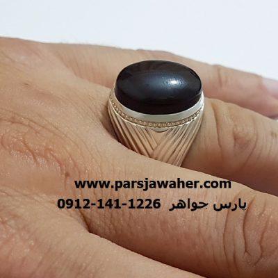 انگشتر شفت العبد اصل یمنی f322