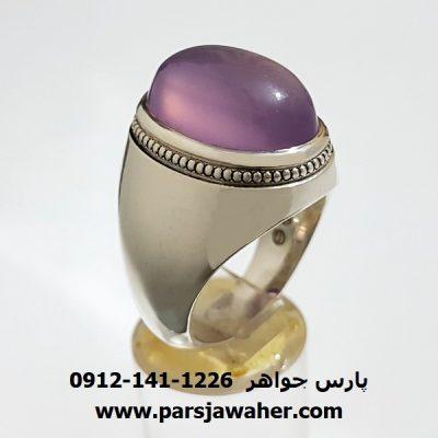 انگشتر عقيق سوسني یمنی a322
