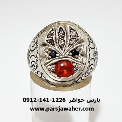 جواهر اصل طبیعی سافایر سونجیا 347