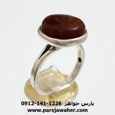 انگشتر ارزان عقیق یمن a366