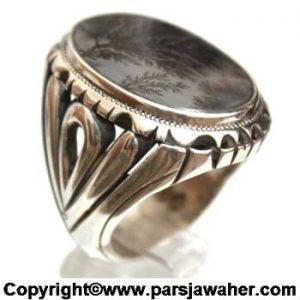 انگشتر مردانه شجر 148