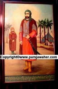 تابلوی نقاشی اسماعیل زاده 1031