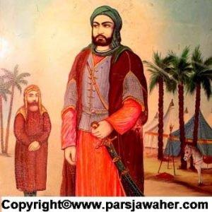 تابلوی نقاشی اثر اسماعیل زاده 1031