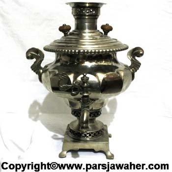 سماور ذغالی ایرانی قدیمی 504