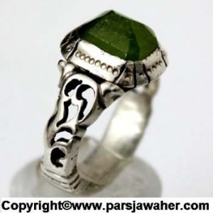 انگشتر زبرجد 151