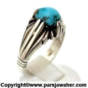 انگشتر فیروزه نیشابور 144