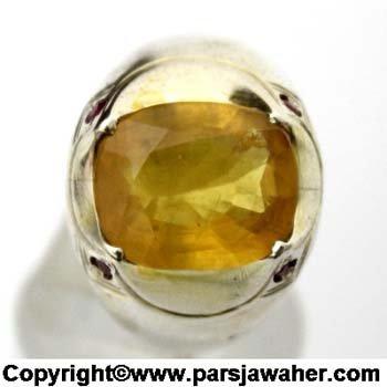 یاقوت زرد سریلانکا 1025