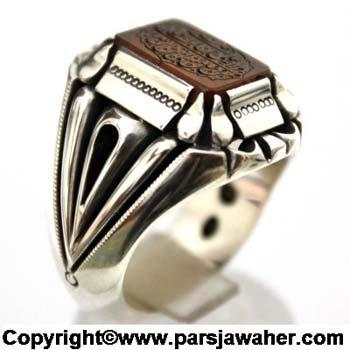 انگشتر شیخ احمد سفارشی 2217