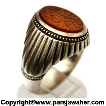 fedium Mens Ring ya hassan al tajavoz