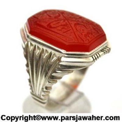 انگشتر خطی میرزا 2869
