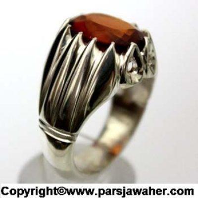 انگشتر یاقوت سانچیا 254