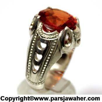 انگشتر یاقوت سانچیا 261