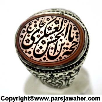 عقیق خط احمد 82773