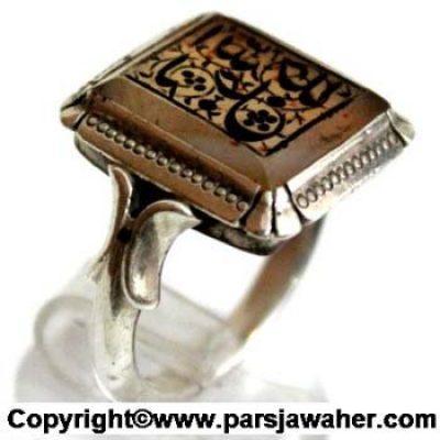 Mens Silver Ring 2336