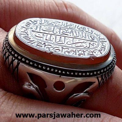 انگشتر خط کوپال ممی تبریزی f117