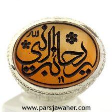 انگشتر نقره مردانه دست ساز 7007